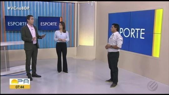 Carlos Ferreira comenta os destaques do esporte paraense nesta quinta-feira (21)