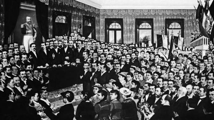 Dois Estados brasileiros aboliram a escravidão antes de 1888 — Foto: Acervo Biblioteca Nacional