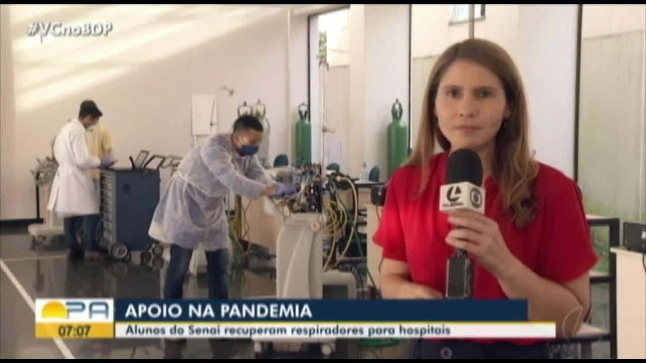VÍDEOS: Bom Dia Pará desta quinta-feira, 23 de abril