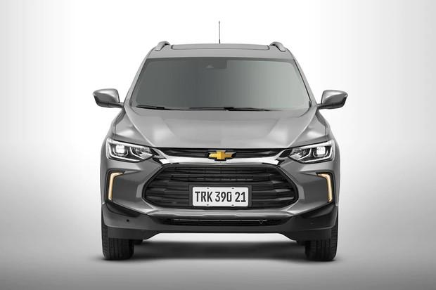 Novo Chevrolet Tracker (Foto: Divulgação)