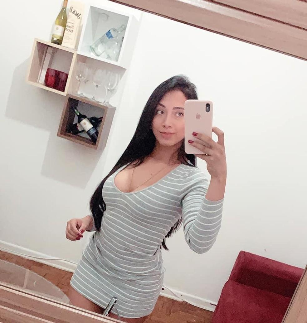 Larissa Rodrigues foi morta a pauladas na Alameda dos Tacaúnas, na Zona Sul de São Paulo — Foto: Reprodução/Arquivo Pessoal