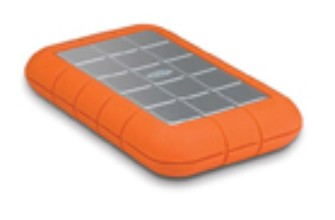 HD externo LaCie Rugged