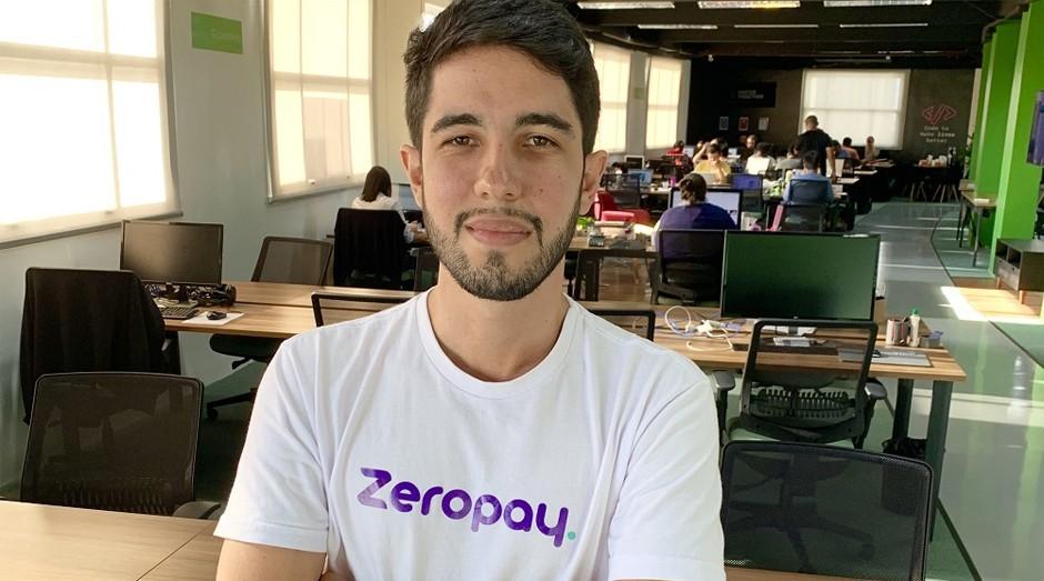 Douglas Ferro, fundador da Zeropay (Foto: Milla Alcoforado)