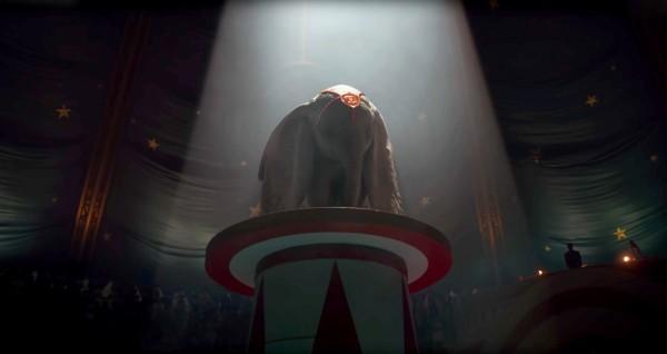 """""""Dumbo"""" (Foto: Reprodução)"""