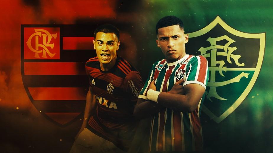 Reinier x Marcos Paulo: estrelas milionárias de Flamengo e Fluminense atraem europeus