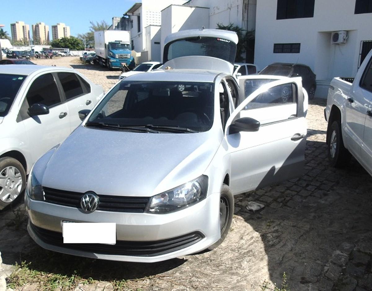 Polícia prende no RN suspeitos de roubos a bancos e tráfico de drogas na Paraíba