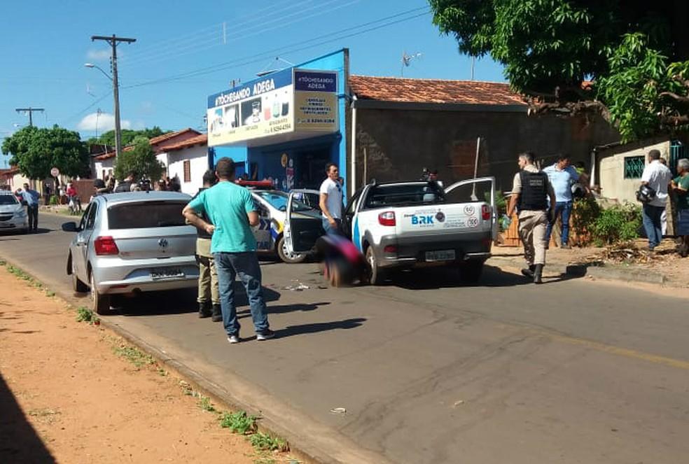 Veículo foi recuperado pela polícia (Foto: Divulgação)