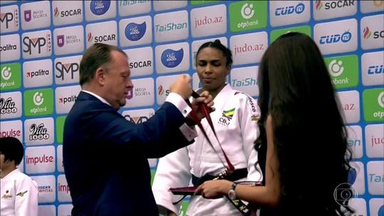 Medalha única e decepções: Brasil tem pior campanha desde Roterdã 2009