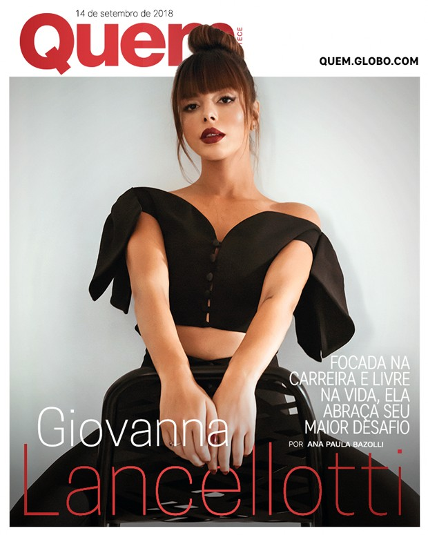 Capa Giovanna Lancellotti (Foto:  )