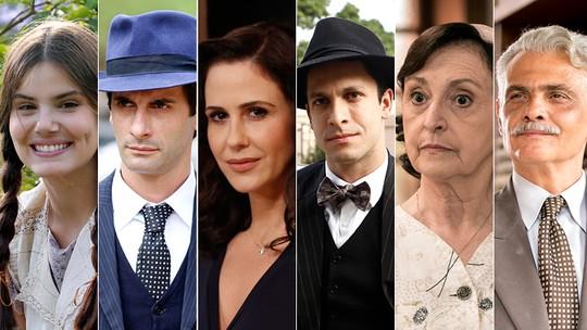 Elenco de 'Verdades Secretas' dá as caras na nova novela das 6; confira a lista!