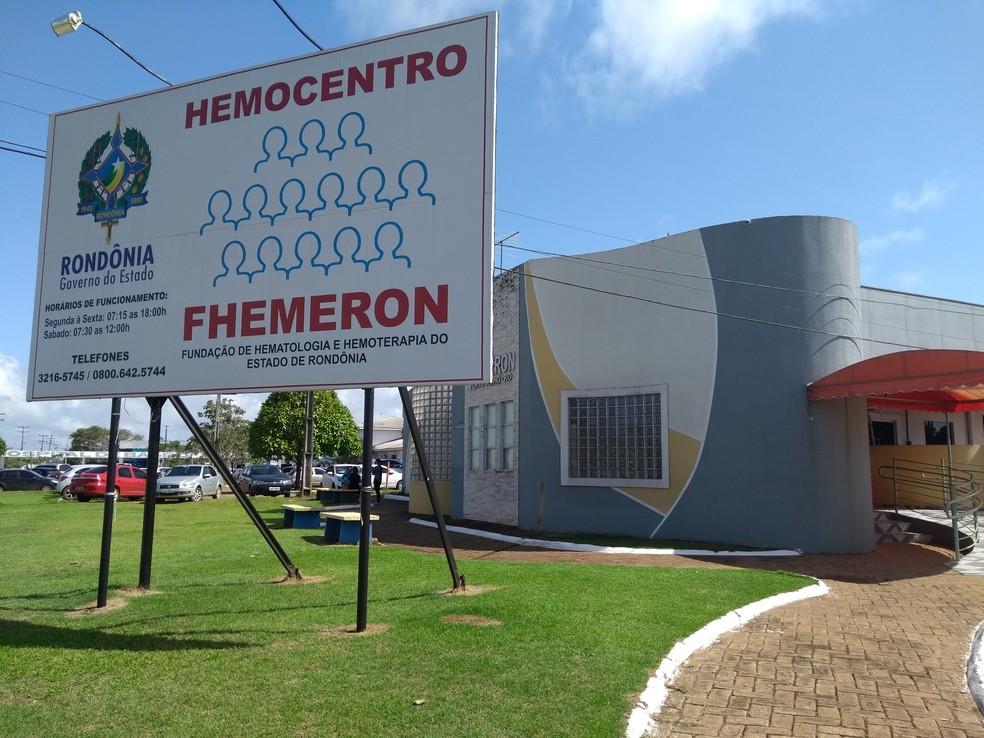 -  Fhemeron realizou capacitação para tratar hemofílicos  Foto: Hosana Morais/G1