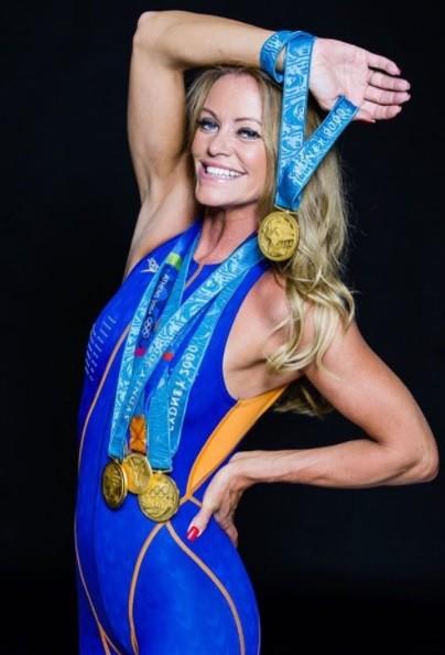 Inge de Bruijn e seus quatro ouros olímpicos