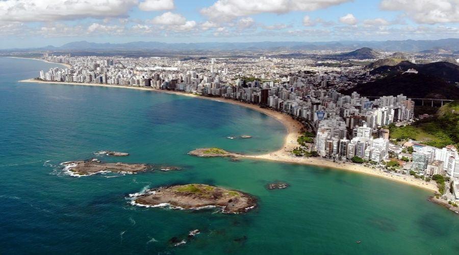 ES tem primeira praia com selo de qualidade internacional Bandeira Azul