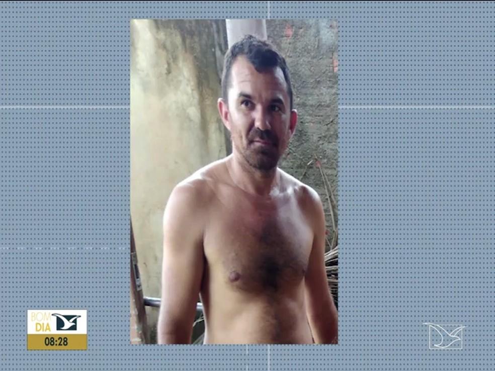 José Francisco de Sousa Araújo foi assassinado no povoado Volta da Palmeira em Codó — Foto: Reprodução/TV Mirante