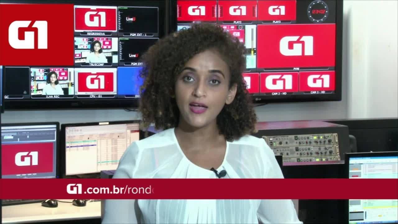 G1 em 1 Minuto RO: Número de mulheres na PM aumenta, mas recua na Polícia Civil