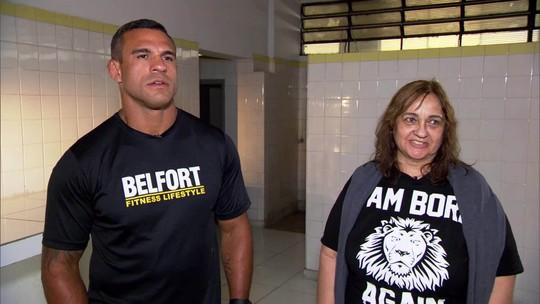 Especial UFC 20 anos: Vitor Belfort