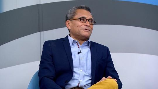 PC Vasconcellos retorna ao Grupo Globo após período sabático e recebe boas-vindas de Galvão