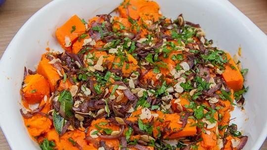 Salada de Abóbora
