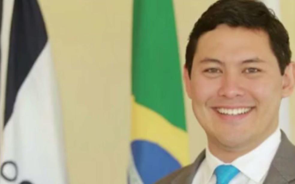 Ministro do Trabalho Helton Yomura (Foto: Reprodução / GloboNews)
