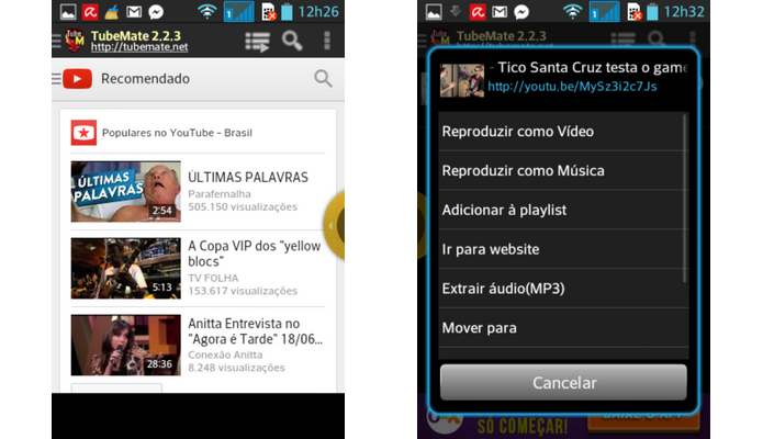 movie tube app for iphone como baixar v 237 deos do no celular confira os 17819