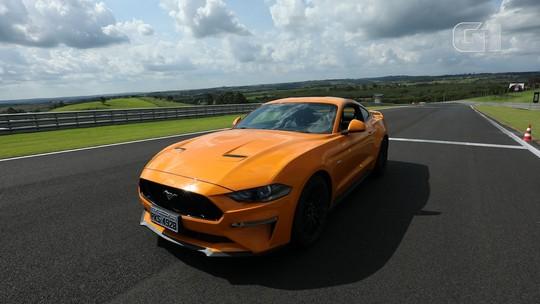 Ford Mustang: primeiras impressões