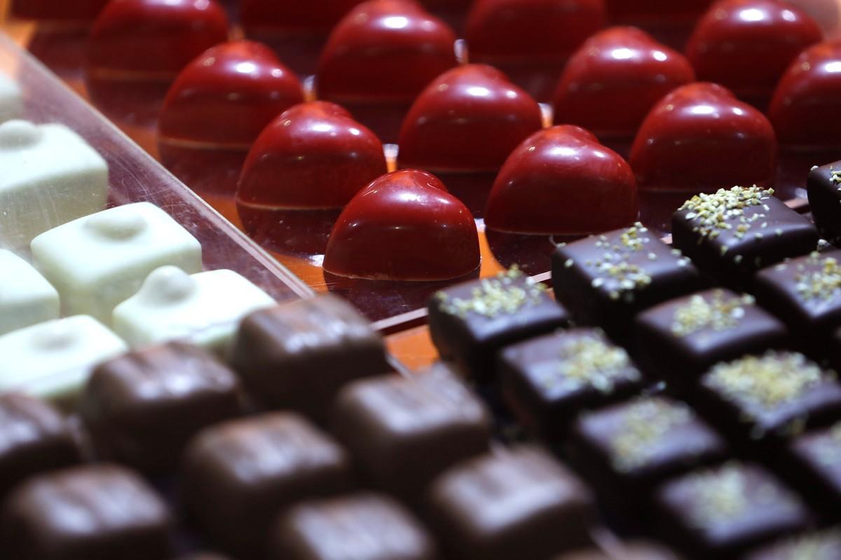 A razão pela qual gostamos tanto de comer chocolate