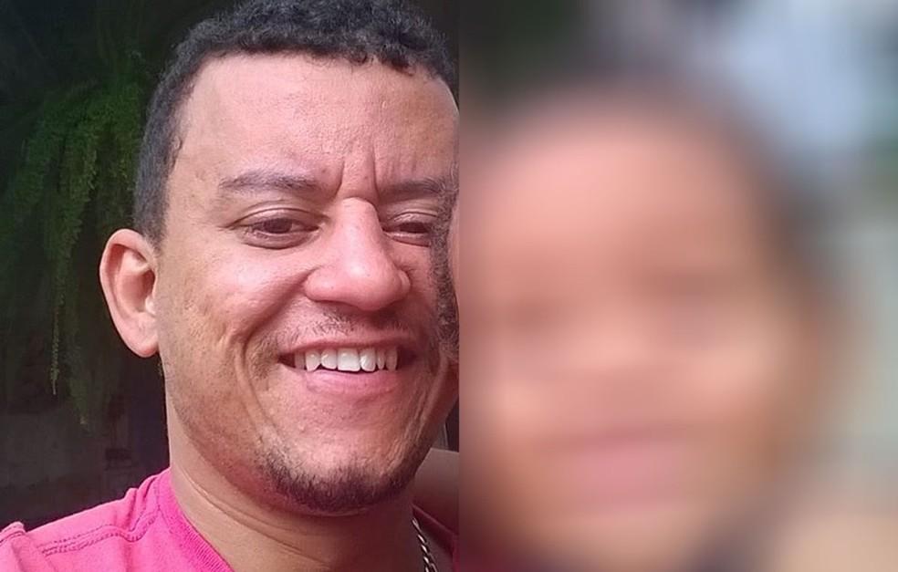 Rewer Welcam Martins morto em Padre Gabriel (Foto: Reprodução/ Facebook)