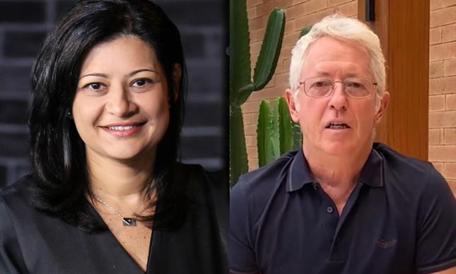 Gal Barradas e Marcelo Lacerda: novo negócio na área de ciência de dados