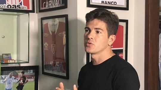 Foto: (Luiz Gustavo Ribeiro/GloboEsporte.com)