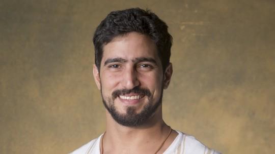 Renato Góes repete parcerias como protagonista de 'Órfãos da Terra'