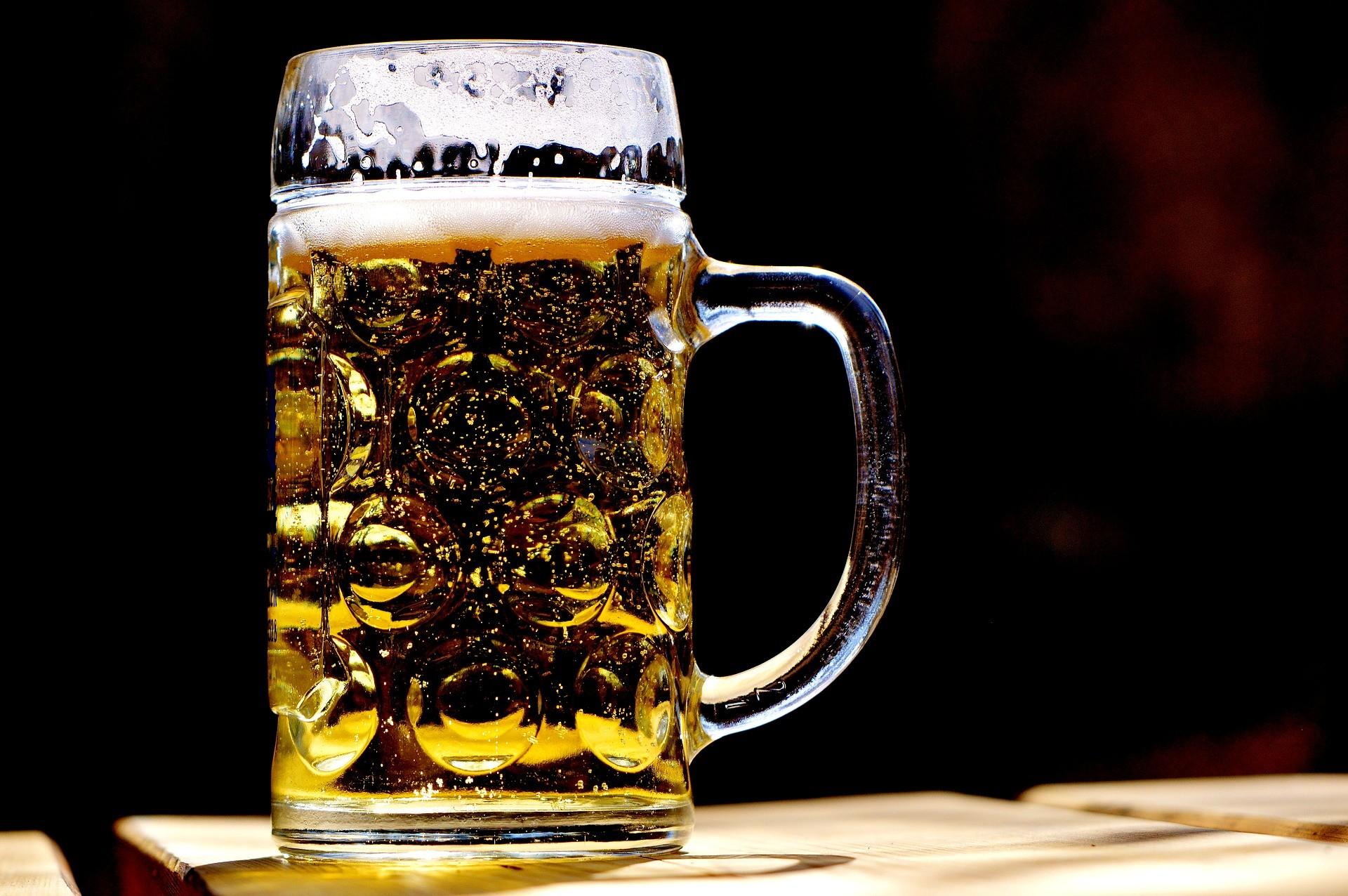 Cerveja (Foto: Pixabay)