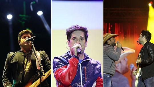 Rock, pop e sertanejo encerram Festival de Inverno Bahia 2015