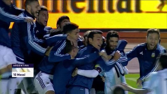 """Messi promete: """"Depois disso, a seleção vai ser outra, vai crescer"""""""