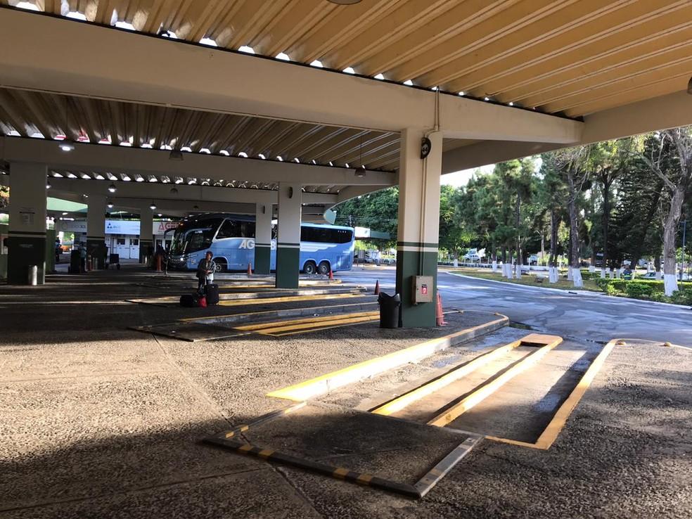 Rodoviária de Salvador é fechada; veja medidas que começam a valer ...