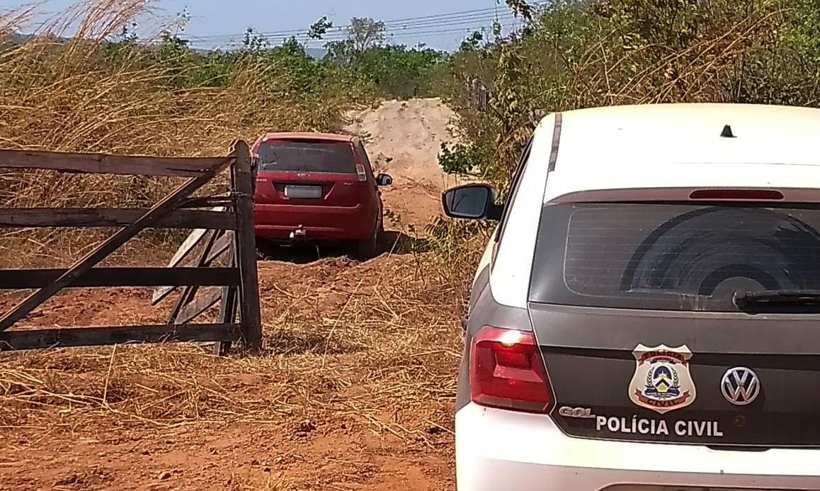 Suspeito de fazer família refém durante roubo é preso após perseguição policial em Miracema - Notícias - Plantão Diário