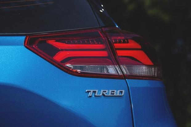 Novo Chevrolet Tracker 2020 (Foto: Fábio Aro/Autoesporte)