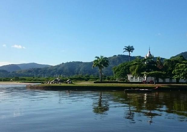 Paraty, no Rio de Janeiro (Foto: reprodução/Instagram @flip_se)
