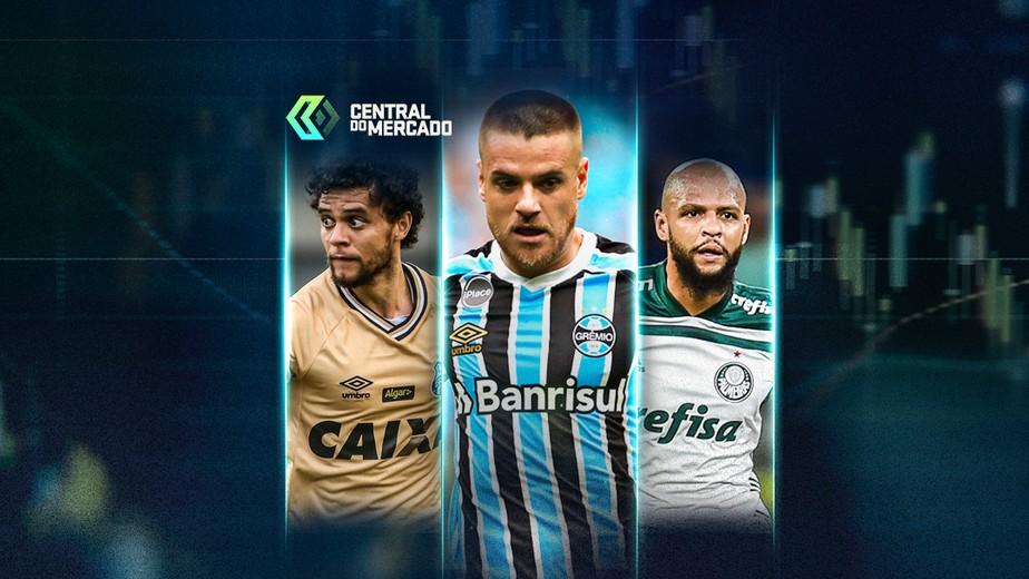 ... Felipe Melo e troca entre Santos e São Paulo  os destaques da Central 08f6c7fa02074
