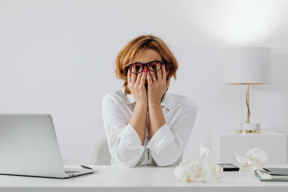 Relacionamento ruim com chefe prejudica saúde mental, mostra pesquisa — Foto: Pexels