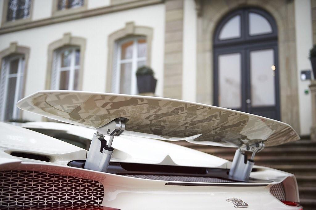 Este Bugatti Chiron assinado pela Hermès é um supercarro para fashionistas - GQ | Motor