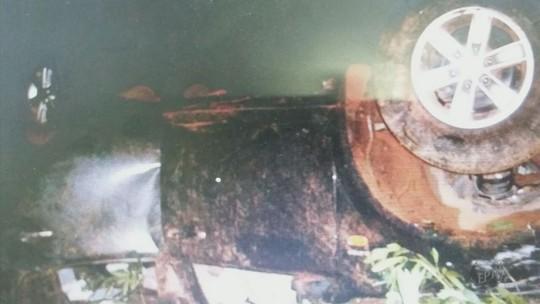 Acidente na BR-267 mata filhos de delegado aposentado próximo a Caxambu, MG