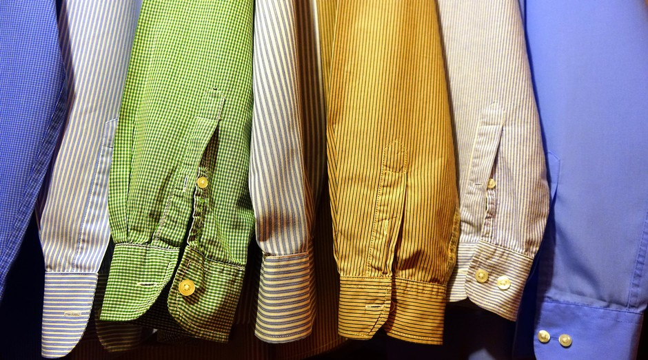 Moda, roupa, costura, confecção (Foto: Reprodução/Pexel)