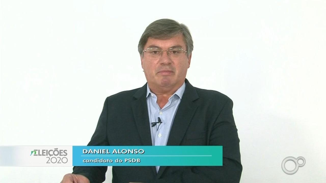 Eleições 2020: Daniel Alonso fala sobre as propostas para manejo do lixo