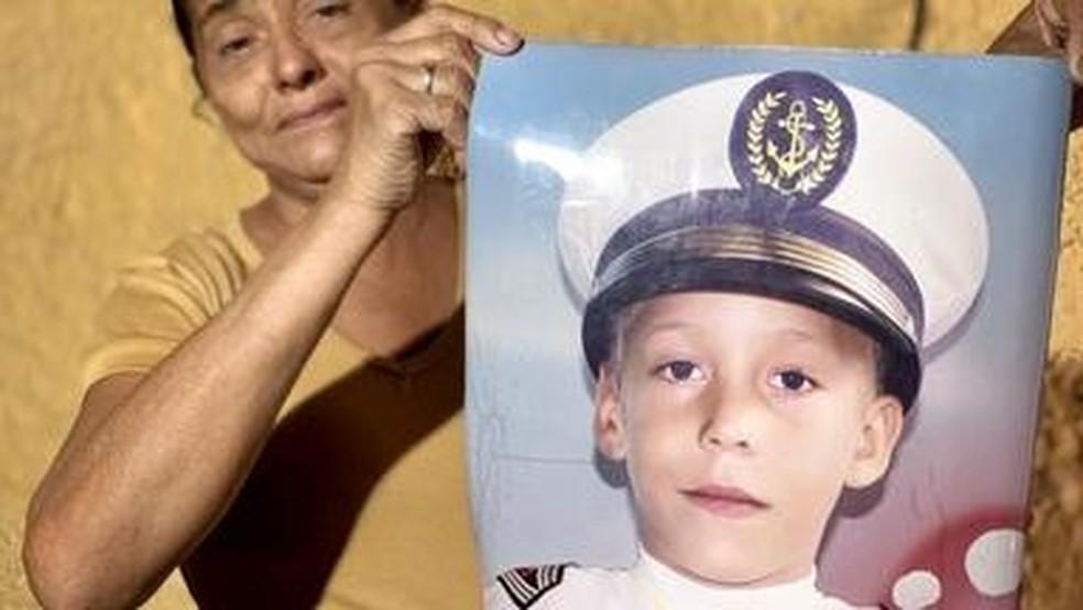 Policiais atuaram em 'legítima defesa' na morte de garoto de 13 anos, conclui Polícia Militar — Foto: Wânyffer Monteiro/SVM
