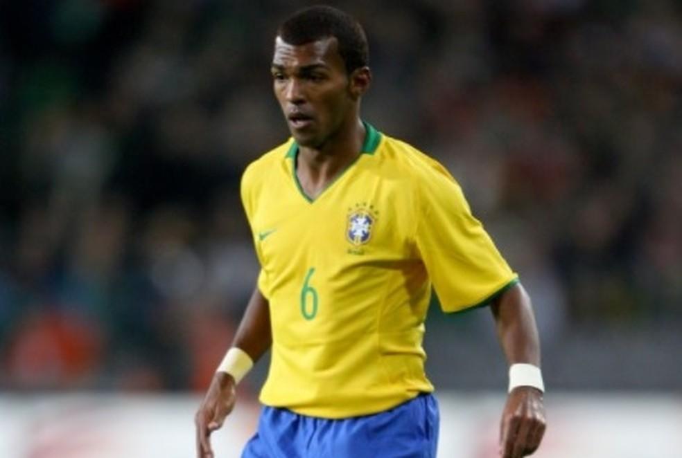Richarlyson, seleção brasileira — Foto: Reprodução/Instagram