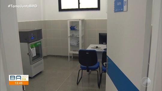 Prefeitura entrega posto de saúde na comunidade de Coração de Maria, no bairro de Cassange
