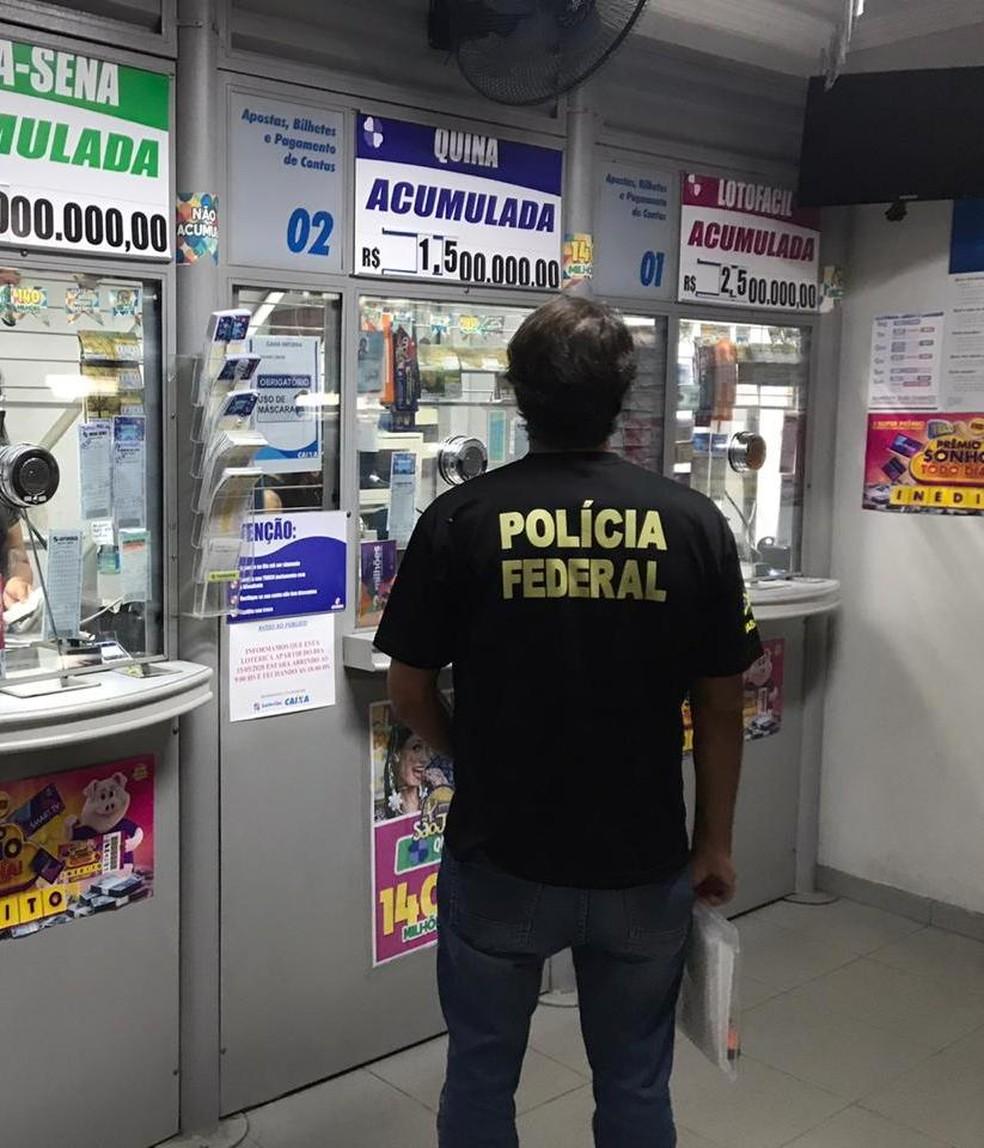 PF e PM fazem operação contra fraudes no auxílio emergencial — Foto: Divulgação
