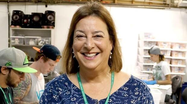 Nancy Whiteman, fundadora da Wana (Foto: Divulgação)