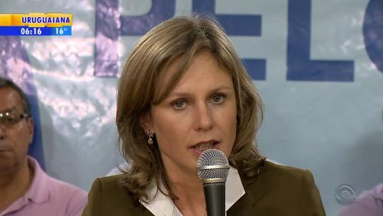 Paula Mascarenhas, do PSDB, é eleita no 1º turno em Pelotas, RS