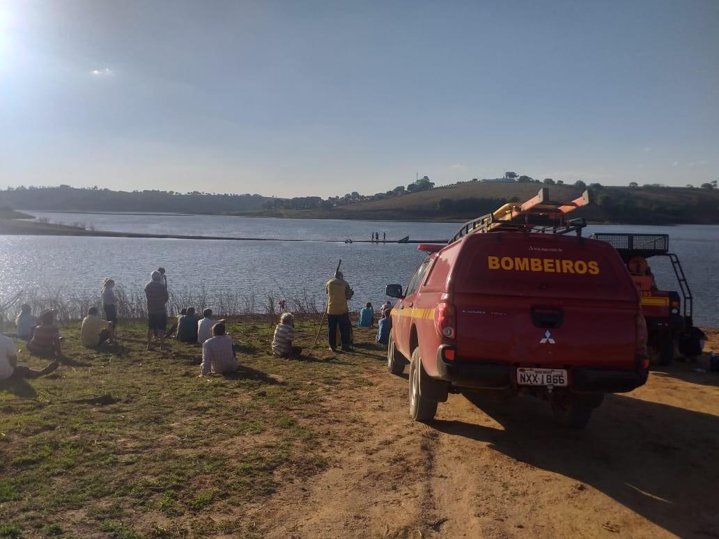 Jovem de 26 anos morre afogado na Represa de Furnas